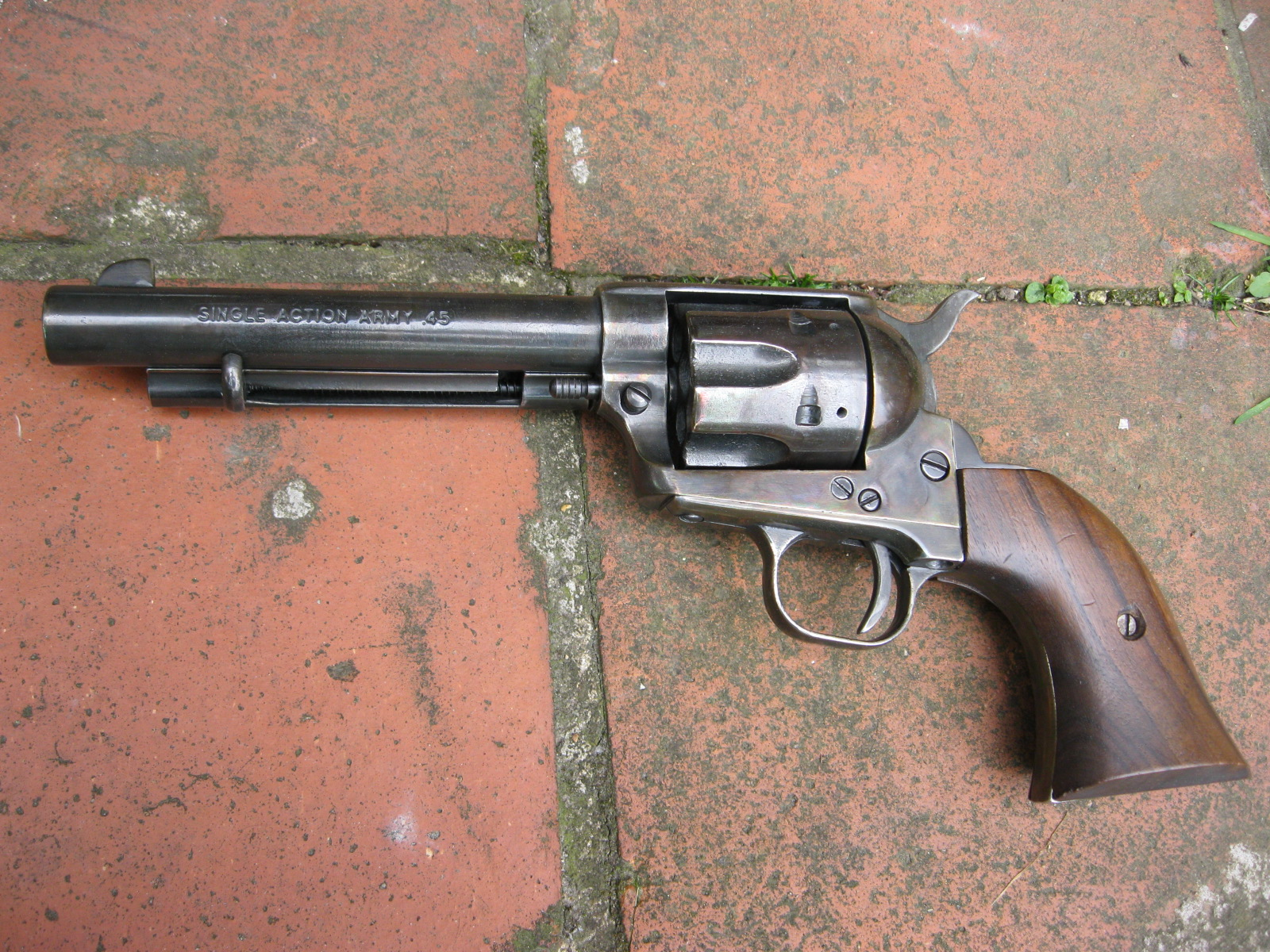 Sussex armoury Artillery .22 Blank Colt SAA